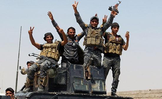 العراق يتهم إسرائيل رسميا بتنفيذ هجمات ضد الحشد الشعبي