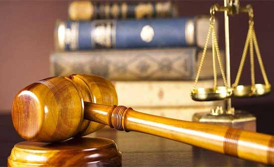 اجراءات جديدة داخل المحاكم للحد من انتشار كورونا