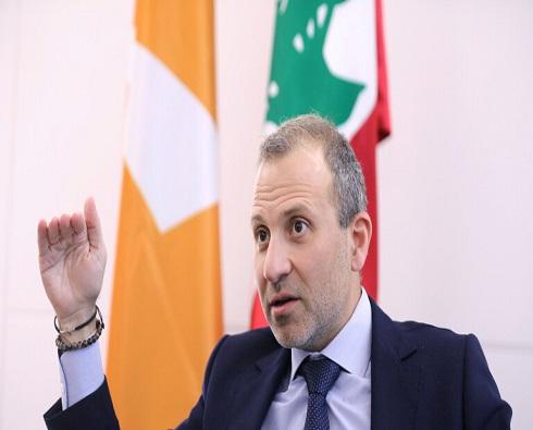 """لبنان.. جبران باسيل يتهم أجهزة أمنية ونوابا وسياسيين بـ""""الانخراط في شبكات وعمليات تهريب"""""""