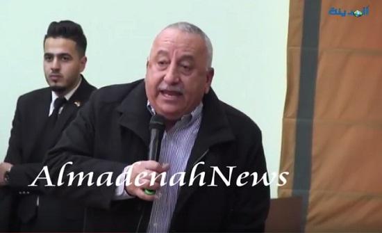 إصابة النائب السابق خالد رمضان بكورونا