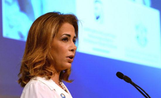 هكذا نعت الأميرة هيا بنت الحسين والدة رئيس الإمارات