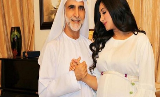 """هيفاء حسين مع زوجها وتوأمها بمناسبة العيد: """"قولوا ما شاء الله""""!"""
