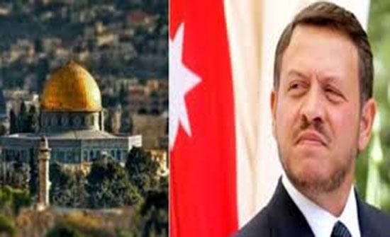 تقرير يبرز الجهود الأردنية الداعمة للقضية الفلسطينية