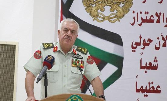 """رئيس الأركان يتابع تمرين """"البواسل"""" بالمنطقة العسكرية الشرقية"""