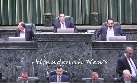 بالفيديو : تسجيل لجلسة النواب حول شركة امونايت واقرار قانون المخابرات