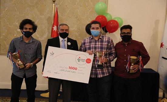 اعلان نتائج الفائزين بمسابقة شبابنا عزوتنا