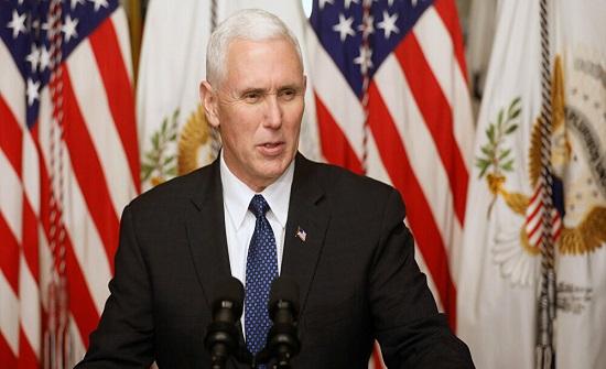 إلغاء مفاجئ لزيارة نائب الرئيس الأميركي بينس لإسرائيل