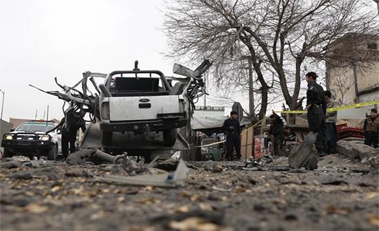 أفغانستان.. قتلى بتفجير جنوبي البلاد وتبادل الاتهامات بين طالبان وكابل