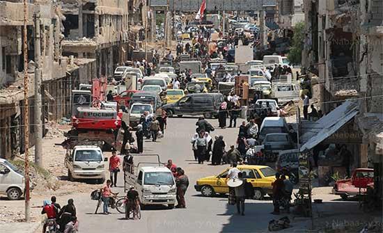 اتفاق جديد في درعا البلد بوقف إطلاق النار لمدة 3 أيام يبدأ تنفيذه غداً