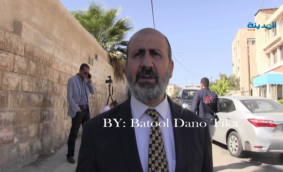 العضايلة يدعو لتوحيد الجهود الوطنية في مواجهة المخططات الصهيونية