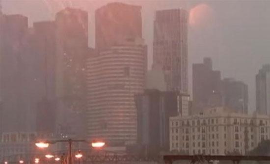 بالفيديو.. أمطار غزيرة تغرق أستراليا بعد أشهر من الحرائق