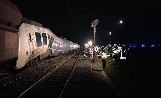 تصادم قطارين بكارولينا الجنوبية يتسبب بمصرع شخصين وإصابة 70