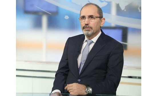 الصفدي يتلقى اتصالا هاتفيا من وزير الخارجية الإيراني