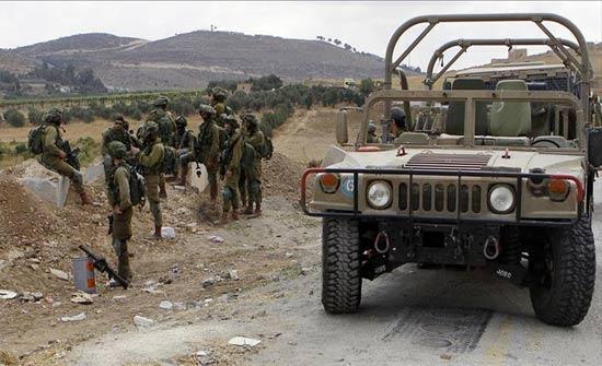 الجيش الإسرائيلي ينسحب من مدينة جنين بعد اعتقال 5 فلسطينيين