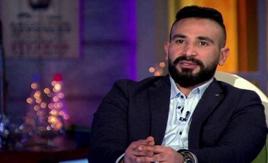 أحمد سعد يرد على اتهامات سمية الخشاب له