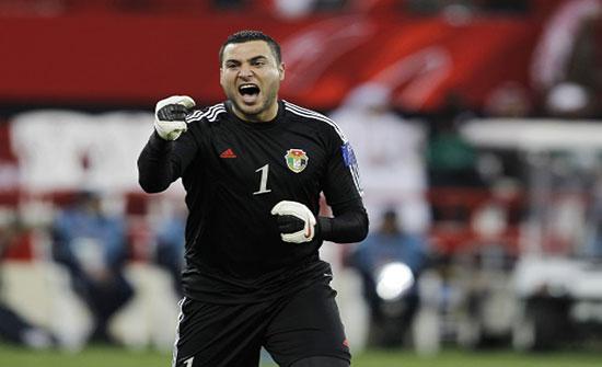 نادي الفيحاء السعودي يعلن عدم تمديد عقد حارس المرمى شفيع