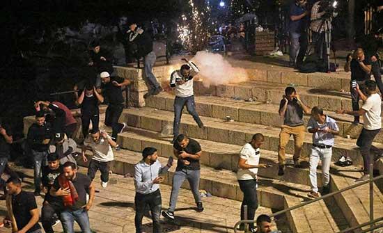تركيا: إسرائيل مسؤولة بالدرجة الأولى عن تصاعد التوتر داخل الأراضي الفلسطينية