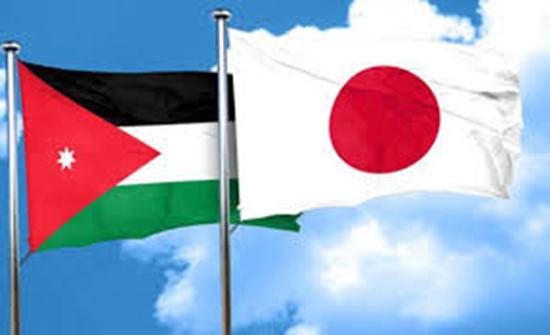 """وزارة الدفاع اليابانية والسفارة الاردنية يحتفيان بمنجز """"الساتر"""" الاردني"""