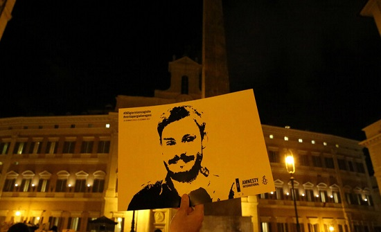 وكالة إيطالية تتحدث عن اتهام جديد لقوات الأمن المصرية في قضية مقتل ريجيني