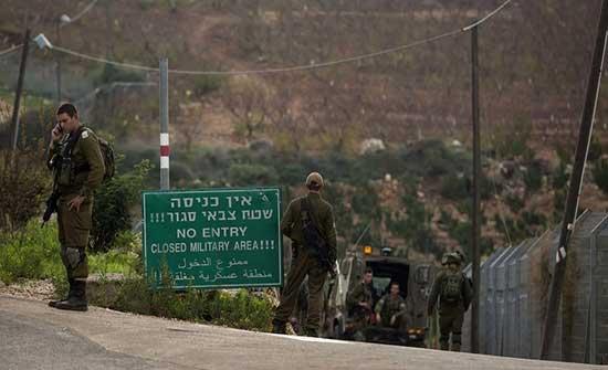 إسرائيل تقول إنها أحبطت تهريب أسلحة على الحدود مع لبنان