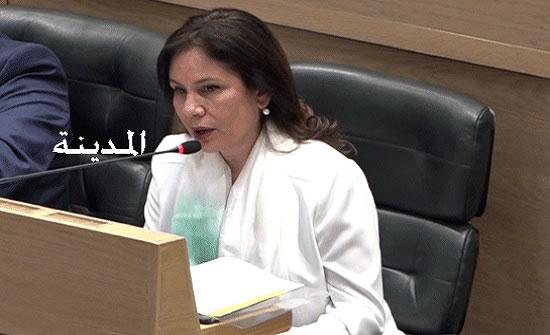 وزيرة الطاقة: مليار دينار عوائد المحروقات للخزينة سنوياً