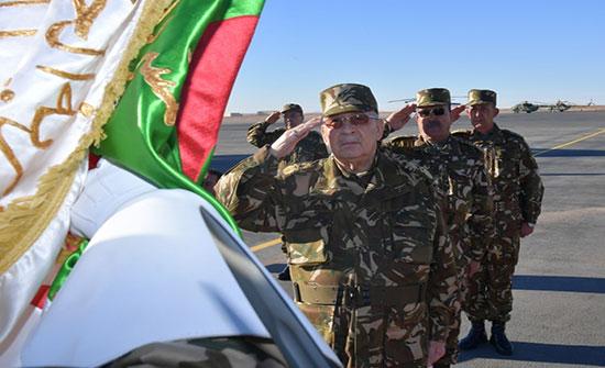 الجيش الجزائري يبعث برسالة إلى الشعب قبيل الانتخابات