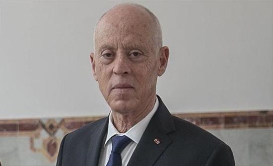 رئيس تونس: نتمسك بثوابتنا وعدم التدخل في شؤون الدول