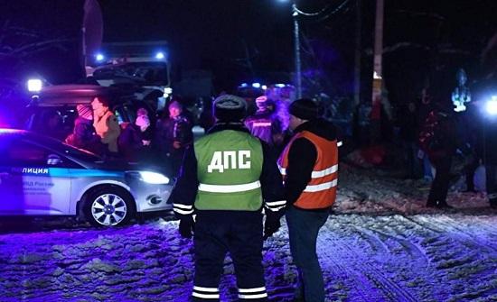 روسيا : قتلى وجرحى بإطلاق نار في كلية طلابية