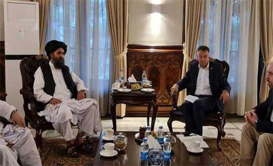 """الصليب الأحمر: تلقينا ضمانات من """"طالبان"""" والوضع في أفغانستان أفضل مما كان قبل شهرين"""