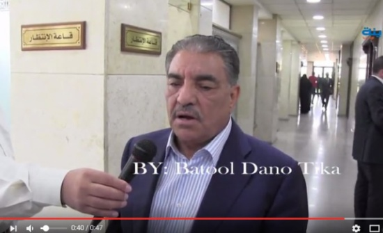 النائب الزعبي: وزراء يدافعوا عن بعض الفاسدين
