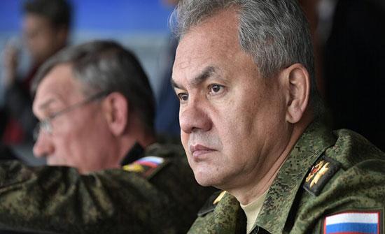 الدفاع الروسية: اكتمال سحب القوات الكردية من المنطقة الآمنة بشمال شرق سوريا تم قبل الموعد المقرر