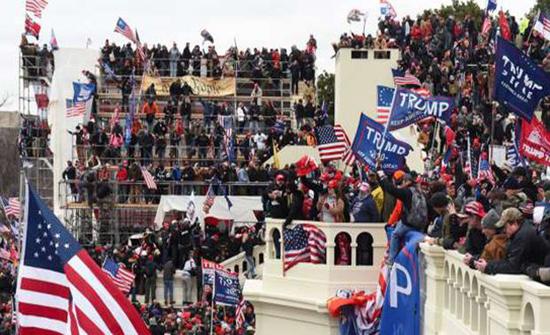 النائب الجمهورى كاتكو يعلن التصويت على مساءلة ترامب بشأن هجوم الكابيتول