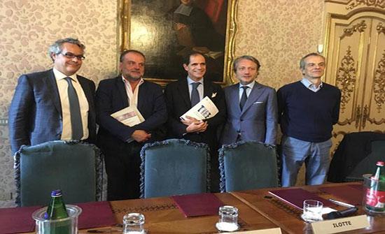 """المنتدى الاقتصادي الإسلامي TIEF  الرابع  في مدينة  تورينو الإيطالية تحت عنوان  """"خلق بيئة شاملة للاقتصاد الإسلامي """""""
