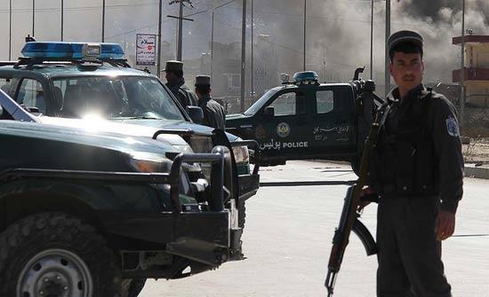 الأمن يحبط هجوما انتحاريا على موقع للجيش شمال غربي أفغانستان