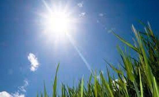 الجمعة : طقس صيفي عادي في اغلب المناطق
