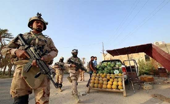 العراق: مقتل ضابط وجنديين بتفجير في كركوك