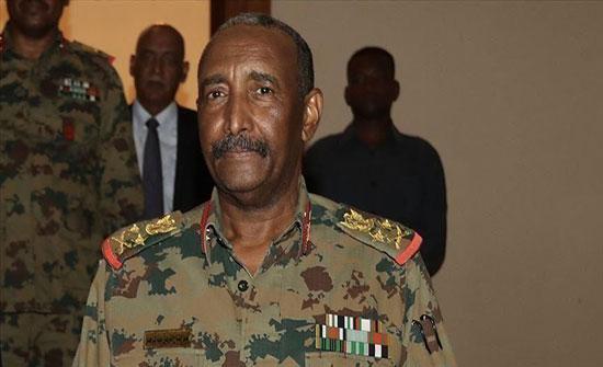 """البرهان يدعو واشنطن لرفع السودان من قائمة """"الإرهاب"""""""