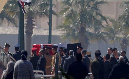 انتحار شاب حزنا على وفاة حسني مبارك