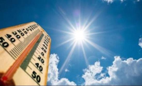 الارصاد الجوية تحذر من خطورة التعرض لأشعة الشمس وقت الظهيرة اليوم