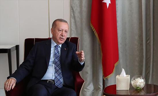 أردوغان: نرفض خطة الضم والصمت العالمي يزيد من وقاحة إسرائيل