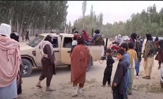 """""""طالبان"""" تعلن سيطرتها على أكثر من 150 منطقة في أفغانستان"""