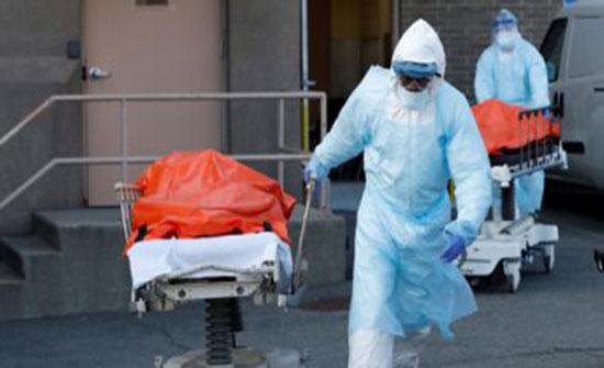 روسيا: 143 وفاة و 8246 إصابة جديدة بكورونا