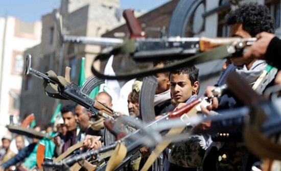 صنعاء.. انفجارات تهز مخزن أسلحة وصواريخ للحوثيين