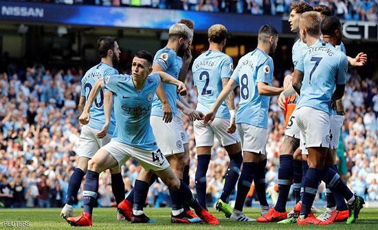 مانشستر سيتي يتوصل لاتفاق مع اكتشاف دوري الأبطال