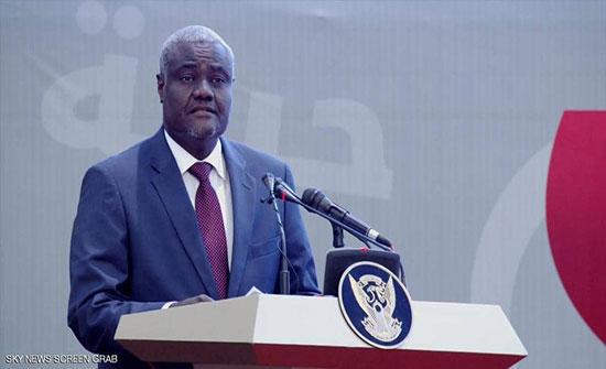 بالفيديو ..الاتحاد الأفريقي: الاتفاق السوداني إنجاز تاريخي عظيم