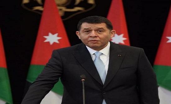 استيتية: وزارة العمل بصدد بناء استراتيجية واضحة المسار بمثابة وثيقة لتطوير عملها