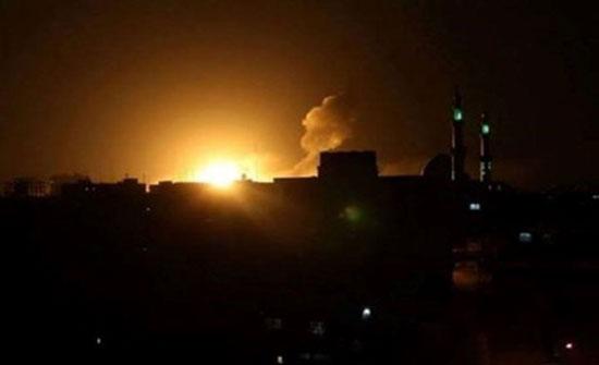 بالفيديو : أنباء عن غارات لطيران مجهول على ريف حلب الشمالي