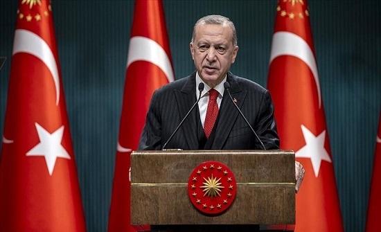 أردوغان والبرهان يبحثان العلاقات الثنائية وقضايا إقليمية