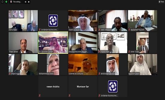 الطباع: اتحاد رجال الأعمال حريص على تحقيق التكامل الاقتصادي العربي