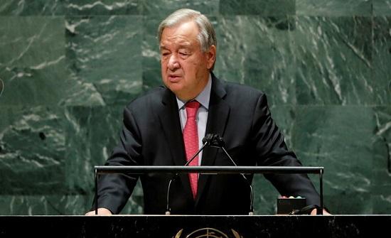 الأمم المتحدة تحث إثيوبيا على السماح بتوزيع المساعدات بدون عراقيل